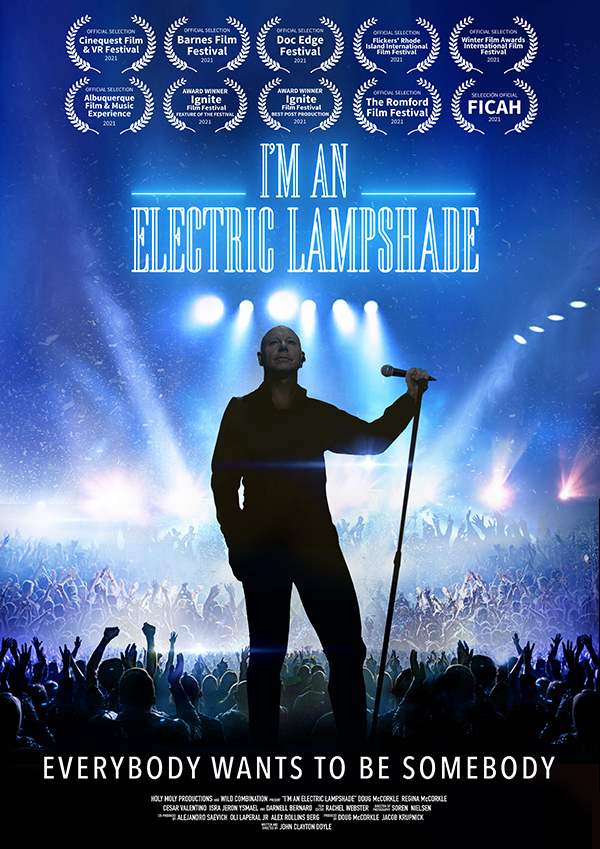 Electric Lampshade Poster with Laurel as of Aug 7, 2021
